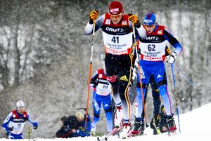III этап Кубка России 2013 года ЦФО по лыжным гонкам на лыжном стадионе Зоркий в Красногорске.