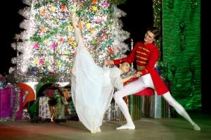 Премьера балета Щелкунчик Красногорского хореографического училища.