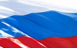 Самый большой флаг России развернут в усадьбе Архангельское в Красногорске!