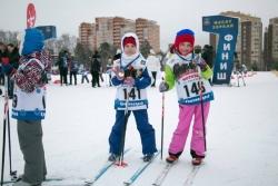 Детский лыжный фестиваль «Крещенские морозы» имени Сергея Веселова.