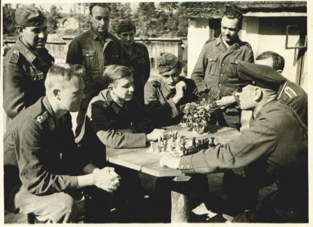 В Красногорском филиале Музея Победы откроется выставка ко Дню шахмат.